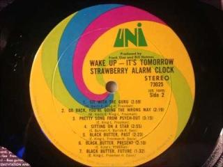 Strawberry Alarm Clock-Wake Up...It's Tomorrow (Full LP STEREO) Psych Pop/Rock 1968