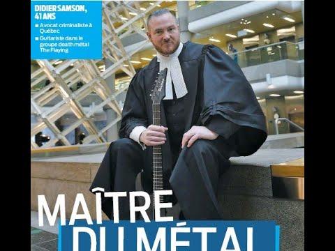 Didier Samson un avocat qui déteste et surtout MENACE les leaders de la résistance URGENTàVoir
