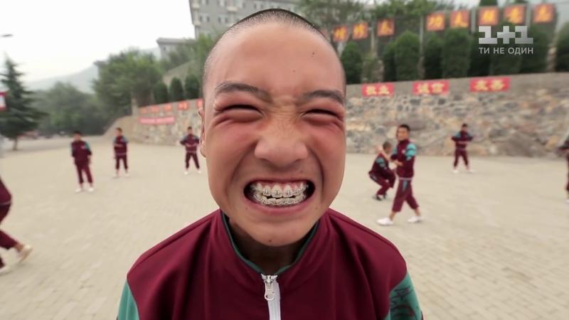 Школа боевых искусств и древний монастырь Шаолинь Китай Мир наизнанку 11 сезон 1 серия