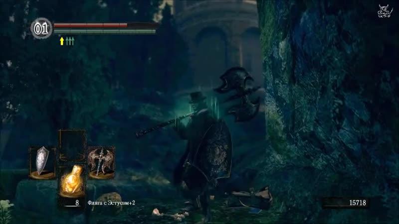 В чёрном цилиндре Dark Souls Prepare to Die Edition by BesPoleznyi