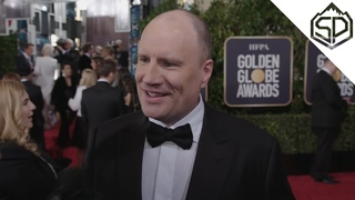 Кевин Файги на Золотом Глобусе: о Мстителях, Стражах Галактики и Аквамене