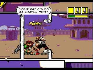 Mega Drive Longplay [027] Comix Zone