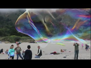 Giant Stinson Beach Bubles (550D)