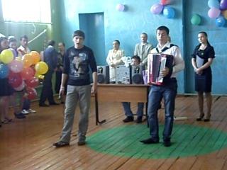 Мубин Жаронов Кайтсам туган авылыма