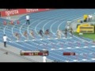 100m Hurdles Women Semifinal 2 WC Athletics Daegu 2011