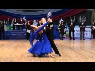 Sergey Konovaltsev & Olga Konovaltseva - SlowFox