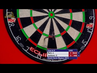 John Part vs Campbell Johnson (Dutch Darts Masters 2013 / First Round)