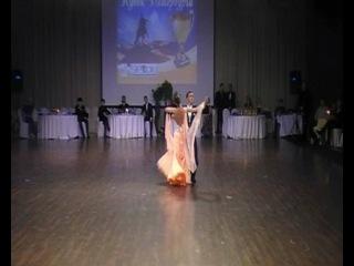Кубок Петербурга2011-Семенист Ксения-Попов Дмитрий(вступление)