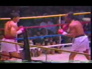 1985-07-21 Khaosai Galaxy vs Rafael Orono (WBA World super flyweight title)