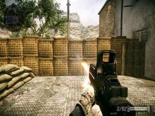 WARFACE MP7 SLOW SHOOTING HD1080
