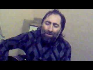Вор в законе поёт и играет на гитаре (армян вор в законе)