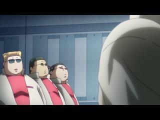 Благородный звездный отряд / Ginga Kikoutai Majestic Prince: 18 серия [Cuba77 & Nika Lenina]