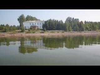 Рыбалка в Усть-Гаревой!