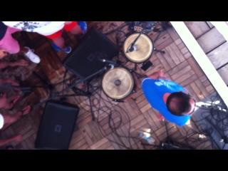Демис на барабанах. 12-й фестиваль comedy club