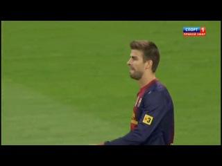 Christiano ronaldo goal vs barcelona