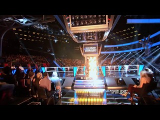 03. amanda brown and michelle brooks-thompson (the voice usa, knockout)
