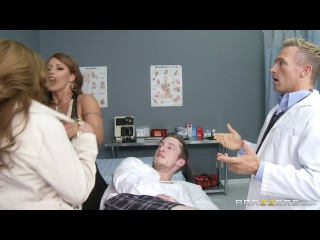 Angry Milfs in the E.R. Eva Notty, Kianna Dior & Brick Danger