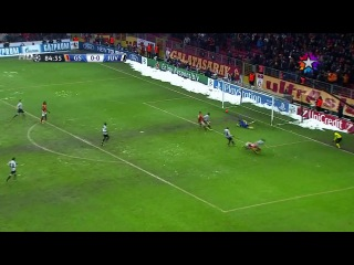 10 Wesley Benjamin Sneijder Galatasaray All His Goals in One HD 720p