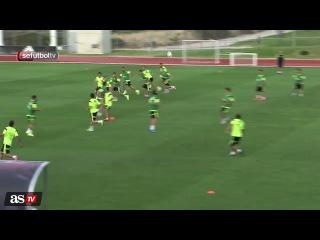 Casillas y De Gea se reivindican con paradas imposibles