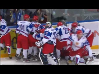 Valeri Nichushkin Amazing OT Bronze Goal! Russia - Canada WJC Bronze Game 5/1/2013
