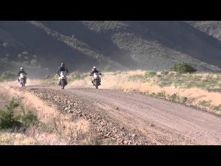2012 BMW Motorrad GS Trophy 2012 Day 2