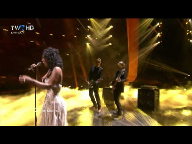 HD Eurovision 2011 San Marino Senit Stand By Semi Final 1