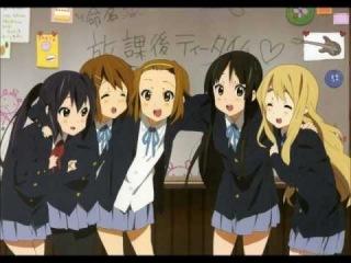 Tenshi Ni Fureta Yo K-on/Hokago Tea Time/After School Tea Time