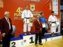 Fudokan Shotokan prvenstvo Nikola Radosavljevic kadet kata individual gold medal