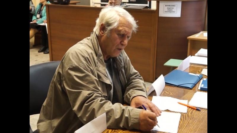 Валерий Ижицкий о выборах