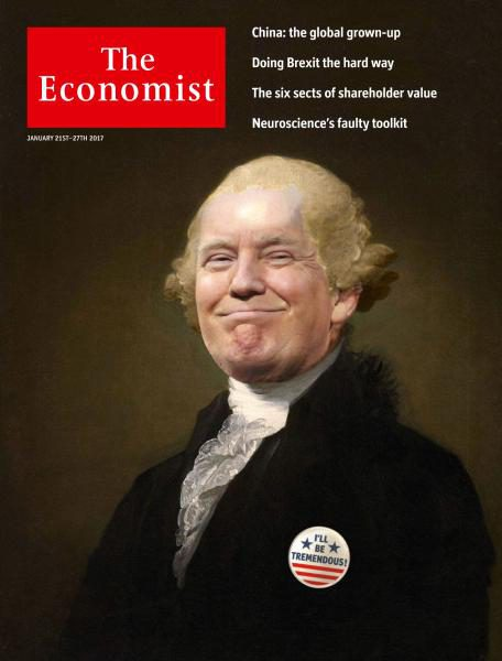 The Economist Europe — January 21-27, 2017 vk.com