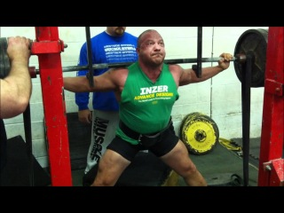 Westside Barbell 5 Weeks out from 2012 SPF Ironman