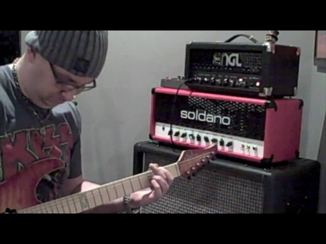 Engl Gigmaster 15 watt Head Demo 2