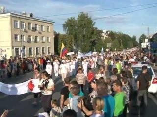 Международный фольклорный фестиваль. Зеленодольск 2012