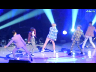 [HD] 130305 열린음악회 샤이니(SHINee) Dream Girl