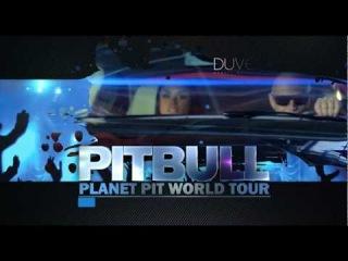 Duvent present PITBULL Live in Concert in Dubai FT Karl Wolf & DJ Erick E