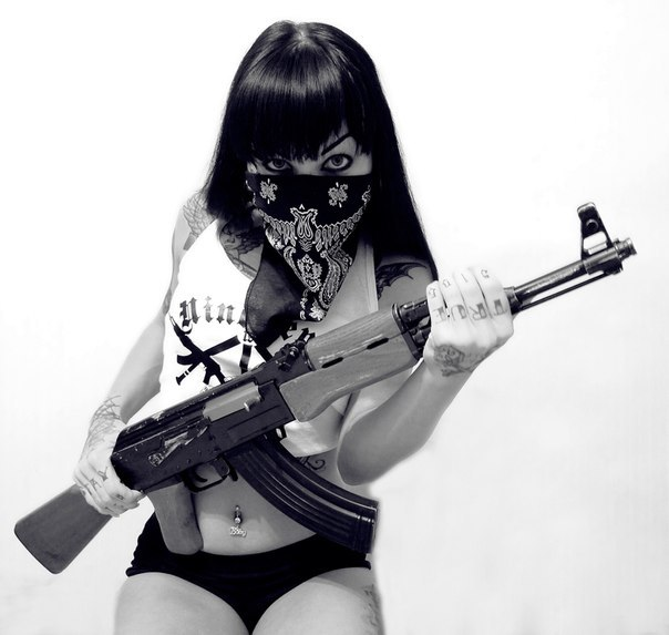 Pin On Girls Are Guns
