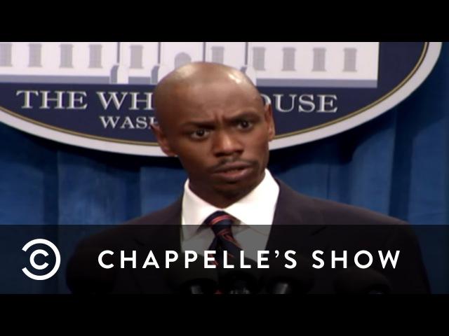 Chappelles Show | Black Bush