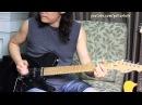 Thanakorn guitar review - TKT Standard22