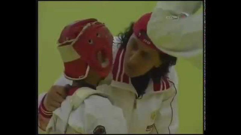 Taekwondo WTF. Самый восточный детский тренер д/ф