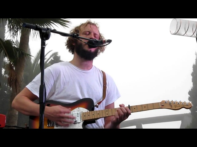 Bon Iver - Re: Stacks - Live @ Hollywood Forever Cemetary 9/27/09 in HD