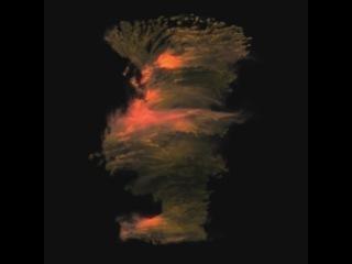 3dsmax tutorial: particle flow and fumefx tornado part1