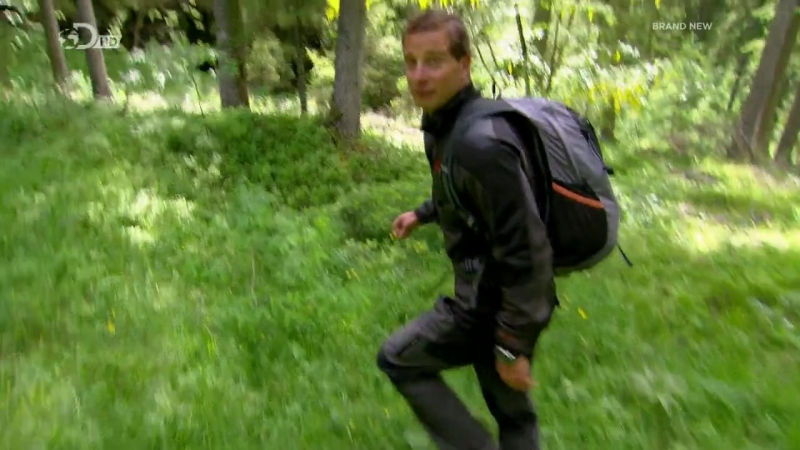 Беар Гриллс По Стопам Выживших Escape From Hell 1x05 Горы 720p