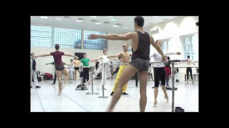 5. Stanislav Belyaevsky teaches at the Eifman Ballet