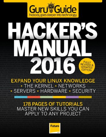 Hackers Manual - 2016  UK