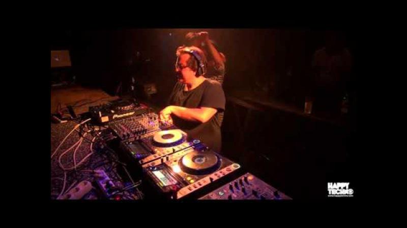 Shitake Live @ Happy Techno City Hall Barcelona 19 09 2015