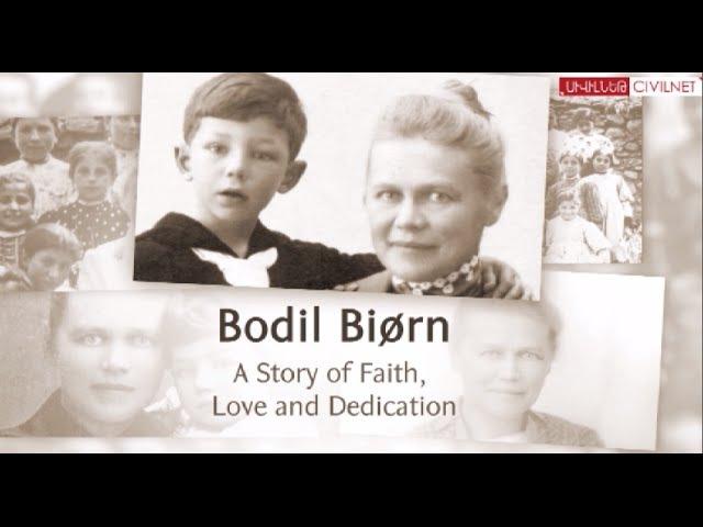 Bodil Biørn A Story of Faith Love and Dedication