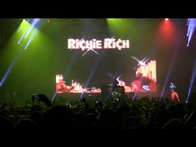 Die Antwoord Rich Bitch Live @ SONAR Barcelona 2012