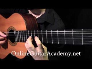 Beau Soir by C. Debussy (classical guitar arrangement by Emre Sabuncuoğlu)