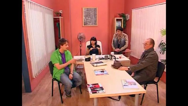 Агентство алиби 64 серия 2007г