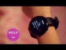 DM360 Первые в мире круглый экран смарт часы мировой релиз шок HD